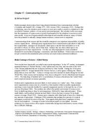 Management Benchmark Study-Book Summary Chapter 17-Literature
