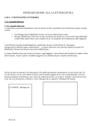 APPUNTI SALSANO TEORIA E PRATICA DELLA COMUNICAZIONE LETTERARIA