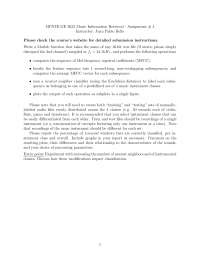 Music Information Retrieval-Assignment 04 Fall 2011-Literature