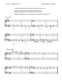 Harmony and Counterpoint I-Assignment 12-Music and Theater Arts Literature