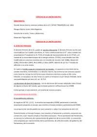 DERECHO DE LA UNIÓN EUROPEA (2º)-GRADO