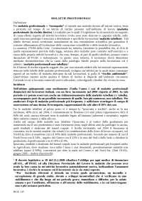 TECNOLOGIA DEI PROCESSI PRODUTTIVI E SICUREZZA NELL'AMBIENTE DI LAVORO