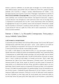 riassunti_psicoanalisi_contemporanea_completi