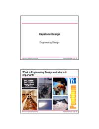 ABET-Capstone Design-Lecture 01 Slides-Electrical and Computer Engineering