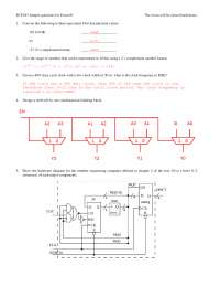 Exam-Microcomputers-Exam Paper 01-Electrical and Computer Engineering