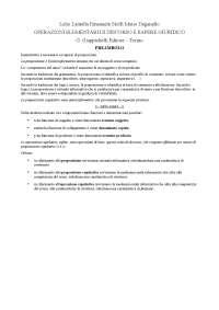 Dispensa sulle Operazioni elementari di discorso e sapere giuridico