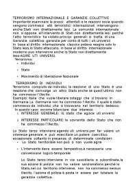 TERRORISMO__INTERNAZIONALE__E__GARANZIE__COLLETTIVE