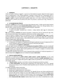 Riassunto di Procedura Penale (riferimento: Compendio di Conso,Grevi)