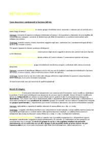 """Riassunto per domande de """"Psicologia dello sviluppo""""  Camaioni, Di Blasio"""