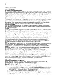 Appunti di macroeconomia versione 1.0