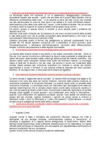 teoria sociale risposte 2011-2012