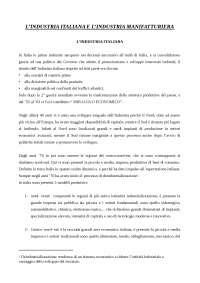 Riassunto-storia-dell'industria-italiana[1]