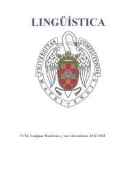 Lingüística - Apuntes - Lenguaje y Comunicación, Lenguas Naturales, El texto, Criterios - UCM - 2011-12 - Parte 1