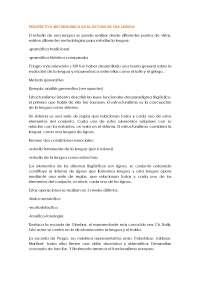 Lengua I - Apuntes - Universidad de Granada - 2010-11 - Parte 1