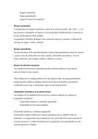 Lingüística - Apuntes - Lenguaje y Comunicación, Lenguas Naturales, El texto, Criterios - UCM - 2011-12 - Parte 2.pd