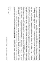Morfología de la Lengua Española - Apuntes - UNED - 2010-11 - Parte 1