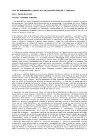 Introducción a la Historia de la Lengua Española - Apuntes - Temario Quilis - UNED - 2004-5 - Parte 2