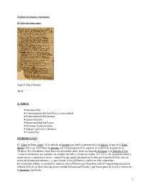 El Libro del Buen Amor, Arcipreste de Hita - Literatura Medieval - Resumen