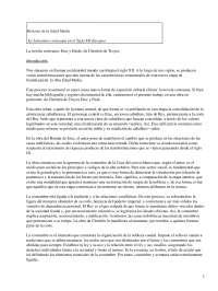 Erec y Enid, Chrétien de Troyes - Literatura Medieval - Resumen