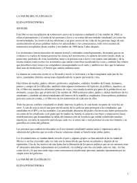 La Noche de Tlatelolco, Elena Poniatowska - Literatura Contemporánea - Resumen