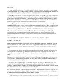 La Pérgola de las Flores, Isidora Aguirre - Literatura Contemporánea - Resumen
