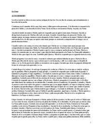 La Nona, Roberto Cossa - Literatura Contemporánea - Resumen