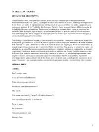 La Orestíada, Esquilo - Literatura Clásica - Resumen