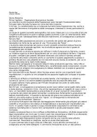 Esame Storia Moderna prof Matarazzo - Testo del corso Renato Ago Vittorio Vidotto
