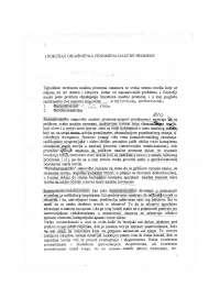 Filozofija nauke-Beleska-Etnologija 1.deo
