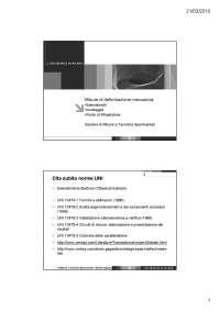 06 - Estensimetri 1