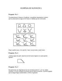 Olimpiada matematica 41 - Ejercicios - Bachillerato
