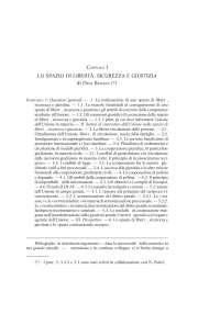 DUE 2010 LO SPAZIO DI LIBERTA , SICUREZZA E GIUSTIZIA