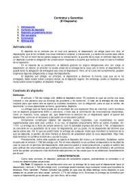 Derecho Civil II - Contratos y Garantías - Apuntes - Univ Carabobo Venezuela