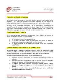 Prueba de examen - Ejercicios -  Universidad Peru - 2009 - Parte 6