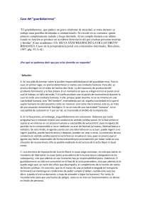 Derecho Penal II - Examen - Caso Práctico 3 - Universidad de Navarra