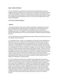 Derecho Penal II - Examen - Caso Práctico 2 - Universidad de Navarra