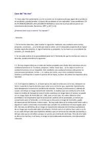 Derecho Penal II - Examen - Caso Práctico 5 - Universidad de Navarra