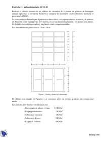 Solucion ejercicio 23 - Calculo Dinamico de Estructuras - Practicas