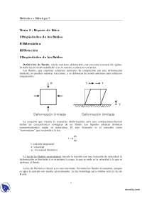 Repaso de fisica - Hidráulica e hidrología 1 - Practicas