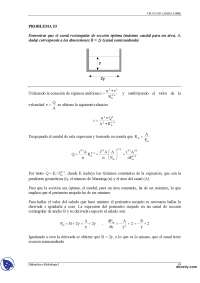 Flujo en lámina libre 1 - Hidráulica e hidrología 1 - Practicas