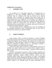 Estudio de Caso-Sociología y Lingüística-Exercise-Universidad Pública de Navarra
