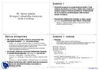 Programiranje 2-Vezbe-Elektrotehnicki fakultet P2_8_9_stringovi_funkcije
