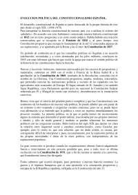 Sistema político español - Sistemas Políticos Contemporáneos-Exercise-Universidad Pública de Navarra