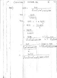 Non Linear Control Systems-October 2010-Exam Solution 2-Control Systems