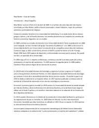 Appuntes sobre Max Weber - Introduccion a la Sociología - Universidad Computlense de Madrid