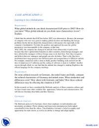 Global Attitude-Macro Economics-Assignment Solution