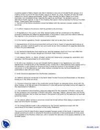 Jinnah's 14 Points-Pakistan Studies-Handout
