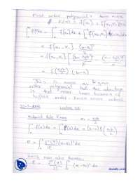 Trapezoidal Rule-Numerical Methods-Lecture Notes