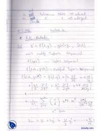 RK Method-Numerical Methods-Lecture Notes