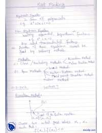 Bisection Method-Numerical Methods-Lecture Notes